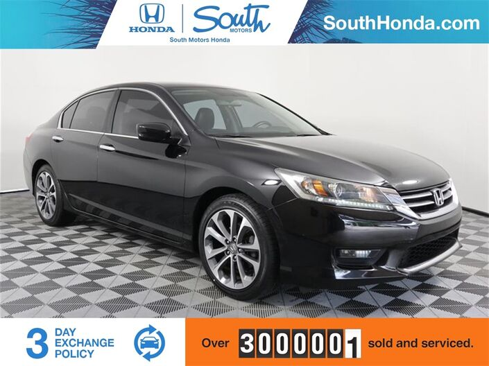 2015 Honda Accord Sport Miami FL