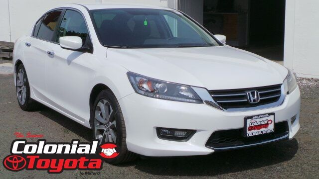 2015 Honda Accord Sport Milford CT
