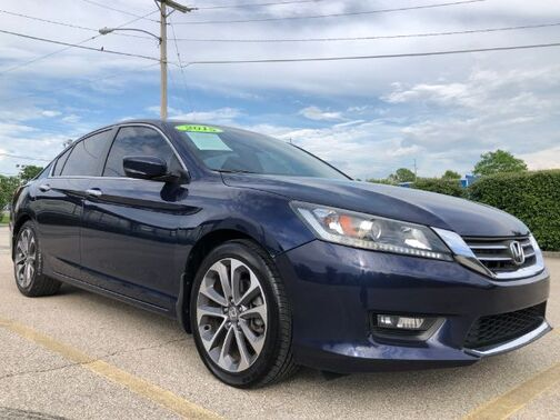 2015_Honda_Accord_Sport Sedan CVT_ Frankfort KY