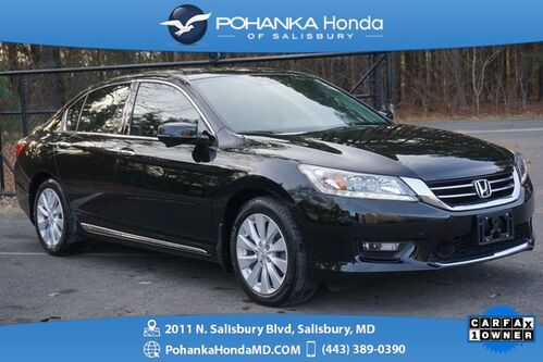 2015_Honda_Accord_Touring V6 * 1 OWNER * Honda Certified 7 Year / 100,000 **_ Salisbury MD