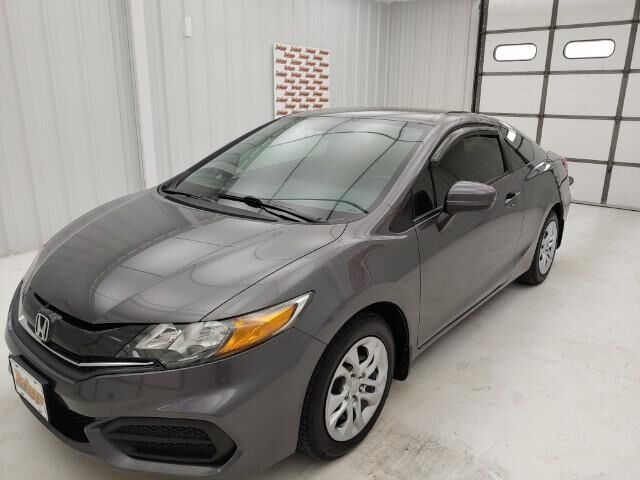 2015 Honda CIVIC LX Manhattan KS