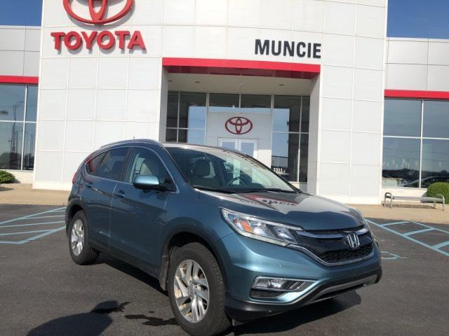 2015 Honda CR-V AWD 5dr EX-L Muncie IN