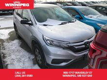 2015_Honda_CR-V_AWD 5dr LX_ Winnipeg MB