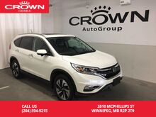 2015_Honda_CR-V_AWD 5dr Touring_ Winnipeg MB