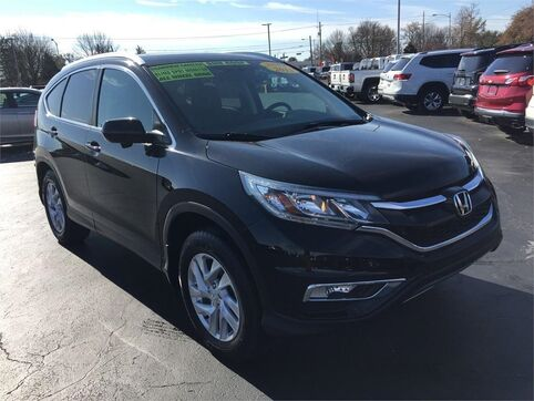 2015_Honda_CR-V_AWD EX-L_ Evansville IN