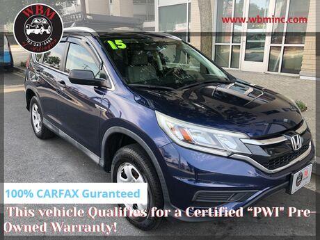 2015 Honda CR-V AWD LX Arlington VA