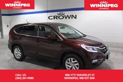 2015_Honda_CR-V_AWD/Lease return/Leather/Heated seats/Sunroof_ Winnipeg MB