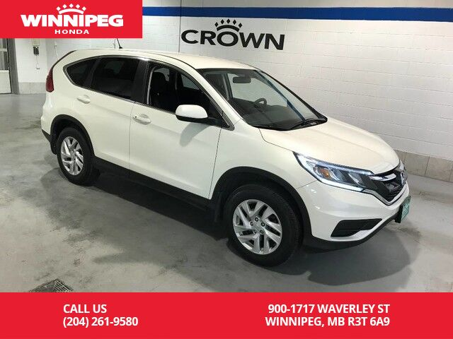 2015 Honda CR V AWD/SE/One Owner/Highway Mileage Winnipeg MB ...