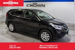 2015_Honda_CR-V_AWD/SE/Push button start/Heated seats/Rear view camera_ Winnipeg MB
