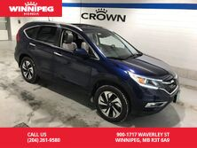 2015 Honda CR-V AWD/Touring/One owner/Lease return/Fully Loaded