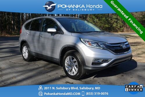 2015_Honda_CR-V_EX AWD ** SUNROOF ** ONE OWNER **_ Salisbury MD