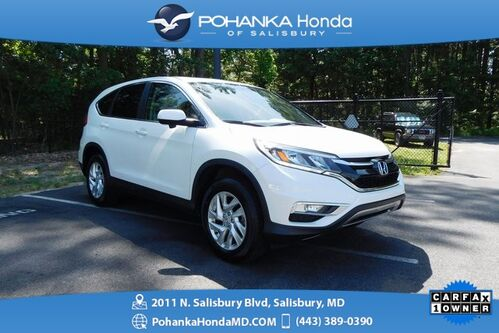 2015_Honda_CR-V_EX AWD ** SUNROOF & SIDE VIEW CAMERA ** ONE OWNER **_ Salisbury MD