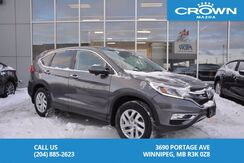 2015_Honda_CR-V_EX AWD *Highway Driven/Backup Camera/Heated Seats*_ Winnipeg MB