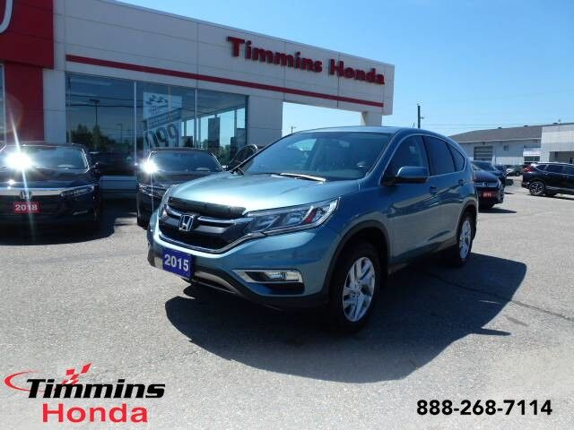 2015 Honda CR-V EX-L Timmins ON