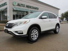 2015_Honda_CR-V_EX-L 2WD with Navigation, Back-Up Camera, Bluetooth Connection, Heated Seats_ Plano TX