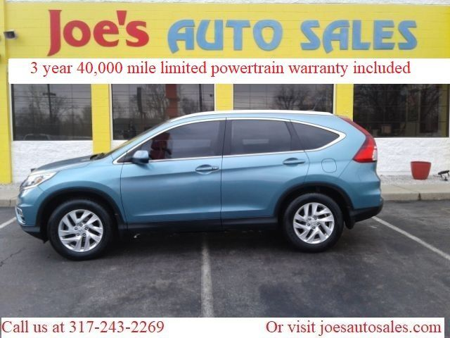 2015 Honda CR-V EX-L 4WD with Navigation Indianapolis IN