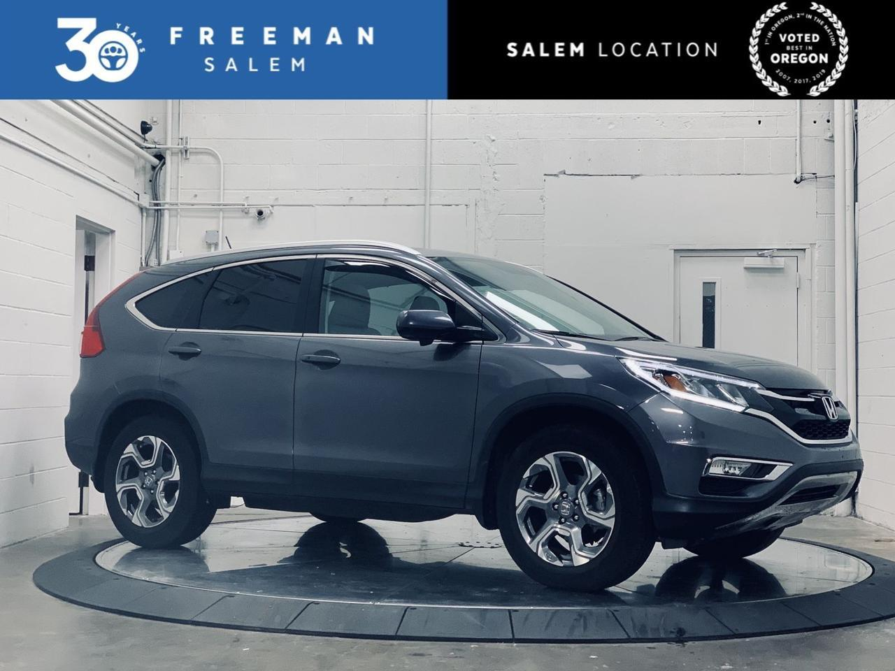 2015 Honda CR-V EX-L AWD Backup Cam Just 35K Miles Salem OR