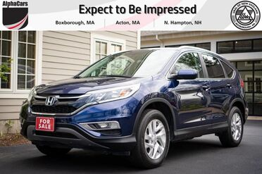 2015_Honda_CR-V_EX-L_ Boxborough MA