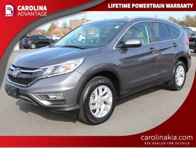 2015 Honda CR-V EX-L High Point NC