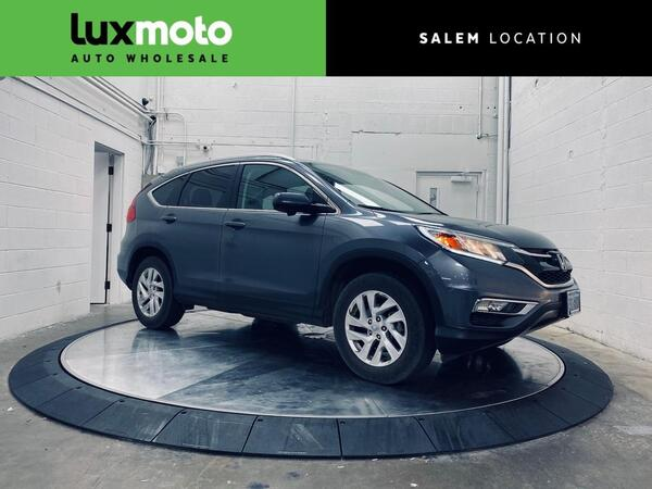2015_Honda_CR-V_EX-L Htd Seats Moonroof Backup Cam_ Salem OR