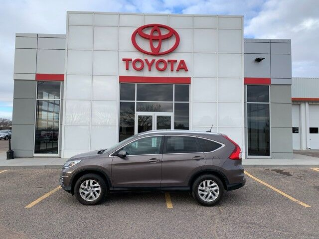2015 Honda CR-V EX-L North Platte NE