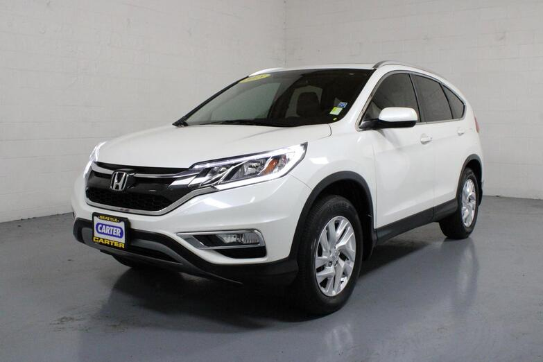 2015 Honda CR-V EX-L Seattle WA