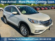 2015 Honda CR-V EX-L South Burlington VT