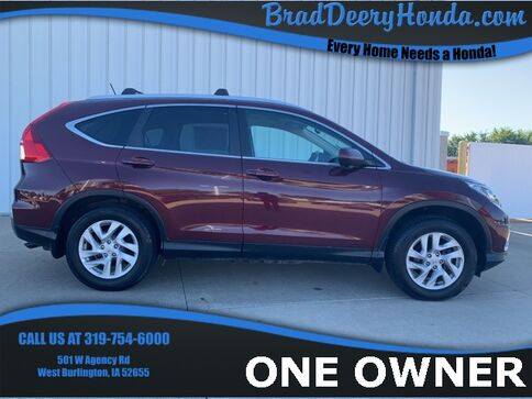 2015_Honda_CR-V_EX-L_ West Burlington IA