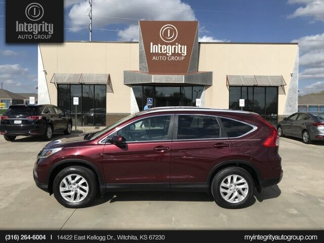 2015 Honda CR-V EX-L Wichita KS