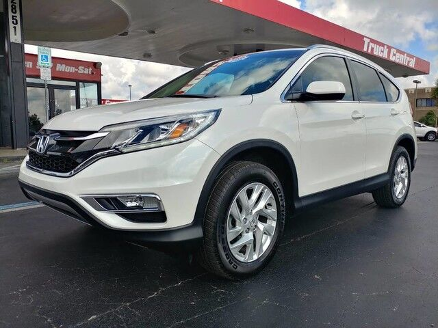 2015_Honda_CR-V_EX-L_ Fort Myers FL