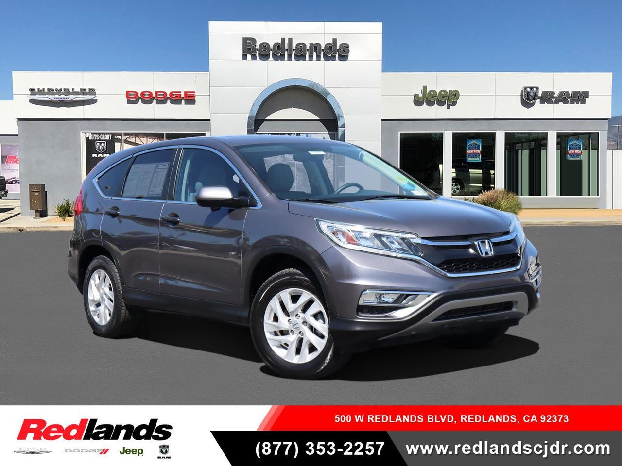 2015 Honda CR-V EX Redlands CA