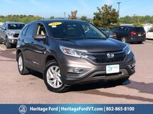 2015 Honda CR-V EX South Burlington VT