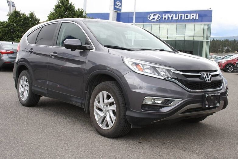 2015 Honda CR-V EX Sunroof, Bluetooth,Push start button, Backup Camera. Kelowna BC