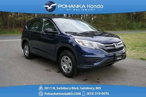 2015_Honda_CR-V_LX ** Guarunteed Financing **_ Salisbury MD