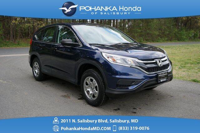2015 Honda CR-V LX ** Guarunteed Financing ** Salisbury MD