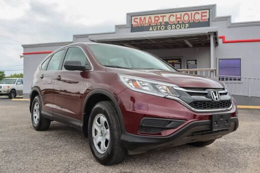 2015 Honda CR-V LX 2WD Houston TX