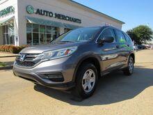 2015_Honda_CR-V_LX 2WD_ Plano TX