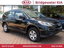 2015_Honda_CR-V_LX AWD, Rear-View Camera, In-Dash CD-Player, Pandora Capability, Bluetooth Streaming Audio, Bucket Front Seats, Full-Time All-Wheel Drive, 16-Inch Wheels,_ Bridgewater NJ