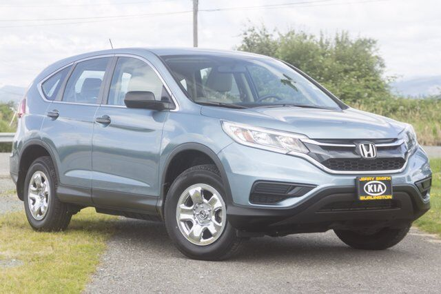 2015 Honda CR-V LX Burlington WA