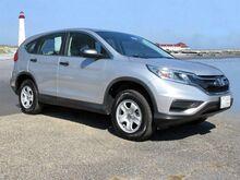 2015_Honda_CR-V_LX_ South Jersey NJ