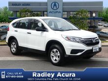 2015_Honda_CR-V_LX_ Falls Church VA