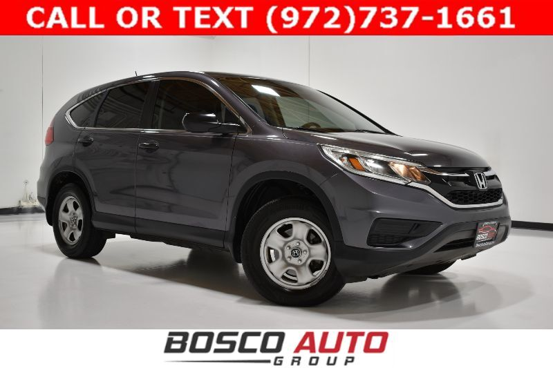2015 Honda CR-V LX Flower Mound TX