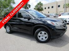 2015_Honda_CR-V_LX_ Fort Myers FL