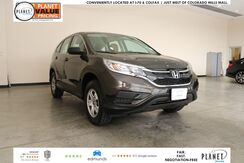 2015 Honda CR-V LX Golden CO