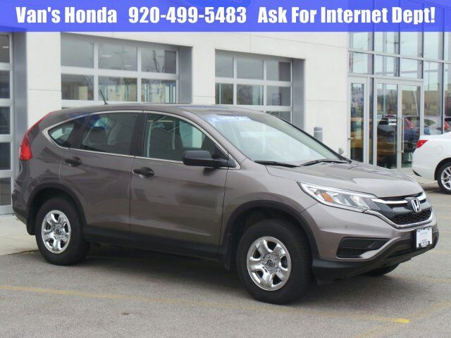 2015 Honda CR-V LX Green Bay WI