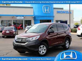 2015_Honda_CR-V_LX_ Phoenix AZ