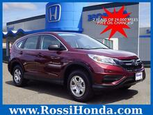 2015_Honda_CR-V_LX_ Vineland NJ