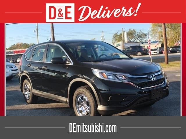 2015_Honda_CR-V_LX_ Wilmington NC