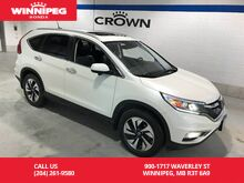 2015_Honda_CR-V_MANAGER SPECIAL/Lease return/One owner/Bluetooth/Navigation_ Winnipeg MB