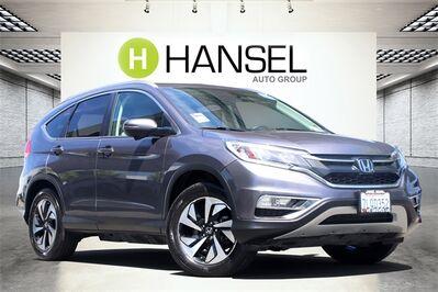 2015_Honda_CR-V_Touring_ Santa Rosa CA